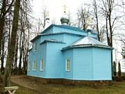 Церковь Рождества Пресвятой Богородицы - Шкилбени - Вилякский край - Латвия