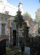 Солнечногорск. Часовня-усыпальница А.И.Глазунова