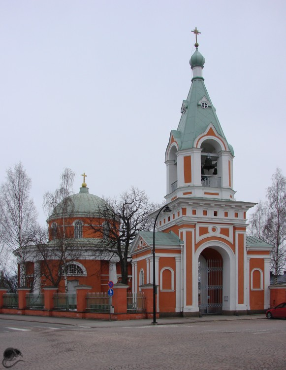 Храм Святых Апостолов Петра и Павла в г. Хамина