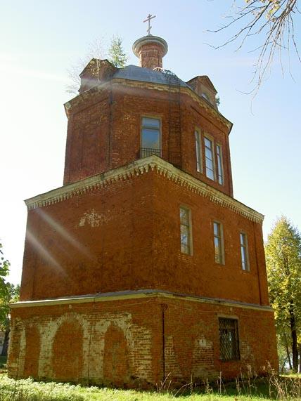 Церковь Троицы Живоначальной, Горетово
