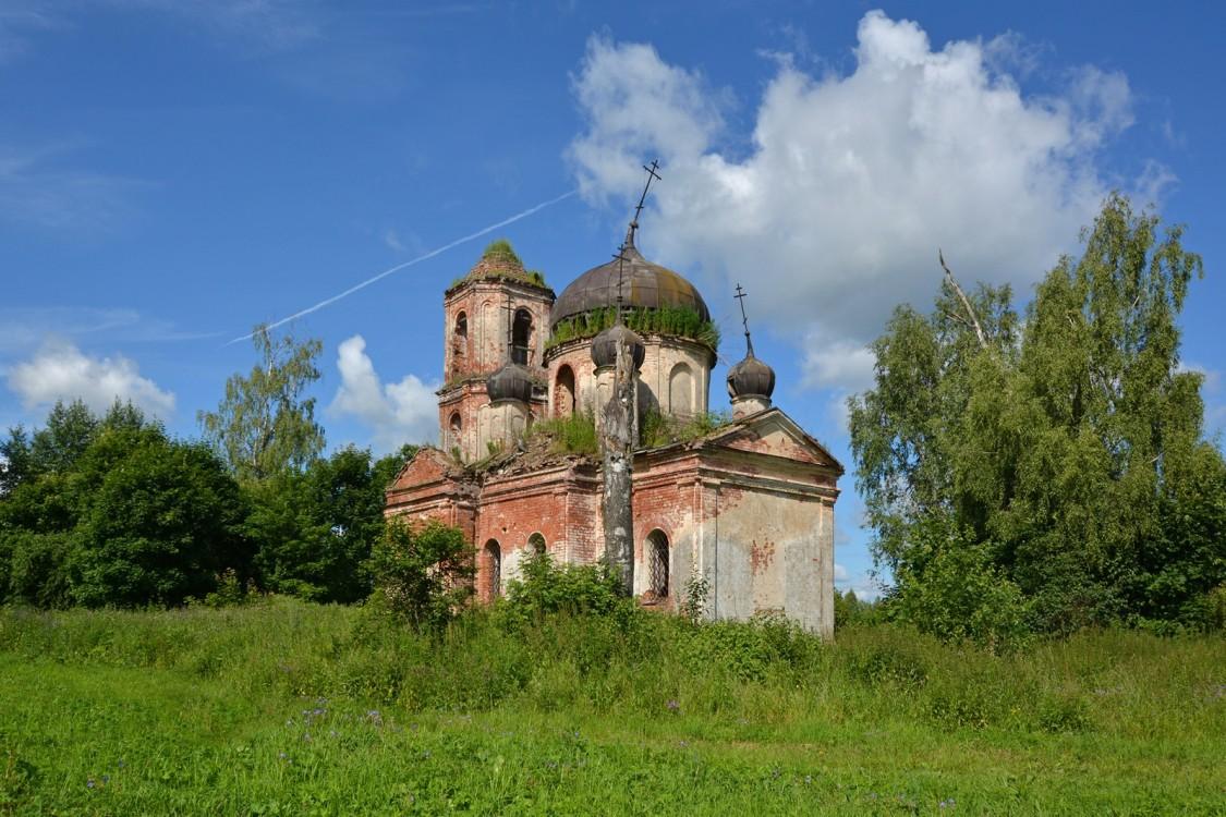 Церковь Николая Чудотворца, Николо-Пенье