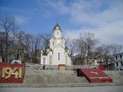 Церковь Андрея Первозванного при Штабе Тихоокеанского флота - Владивосток - г. Владивосток - Приморский край