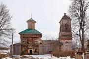 Церковь Спаса Преображения - Сивково - Можайский район - Московская область