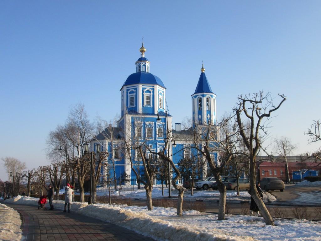 Собор Покрова Пресвятой Богородицы-Тамбов-г. Тамбов-Тамбовская область