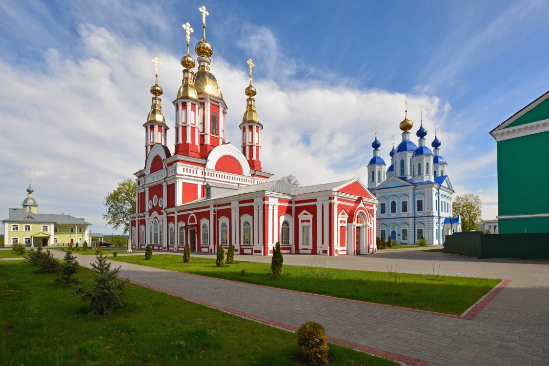 Казанский  Богородичный мужской монастырь-Тамбов-Тамбов, город-Тамбовская область