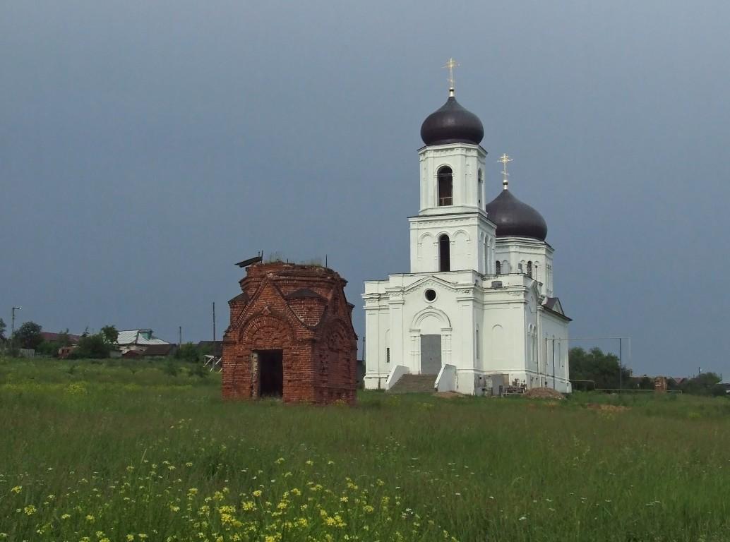 Церковь Илии Пророка, Сергач
