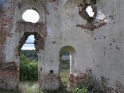 Церковь Троицы Живоначальной - Груздово - Куньинский район - Псковская область