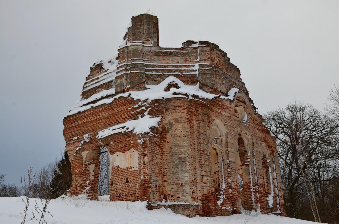 Церковь Троицы Живоначальной, Груздово