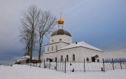 Церковь Николая Чудотворца - Встеселово - Куньинский район - Псковская область