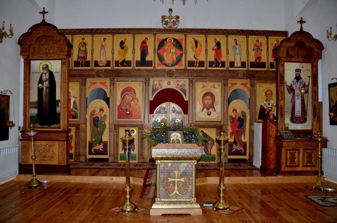 Церковь Николая Чудотворца, Встеселово