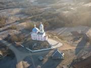 Церковь Воздвижения Креста Господня - Лукино - Куньинский район - Псковская область