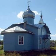 Церковь Казанской иконы Божией Матери - Плюсса - Плюсский район - Псковская область