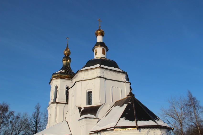 Церковь Спаса Преображения, Бежецк