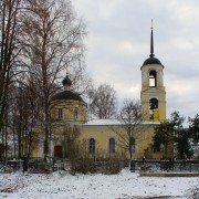Каюрово. Николая Чудотворца, церковь