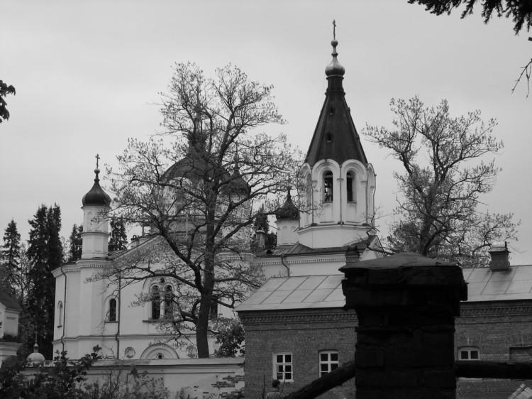 Спасо-Преображенский Валаамский монастырь. Скит Всех Святых. Церковь Всех Святых, Валаамские острова