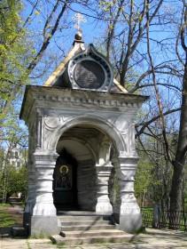 Фото часовен валаамского монастыря