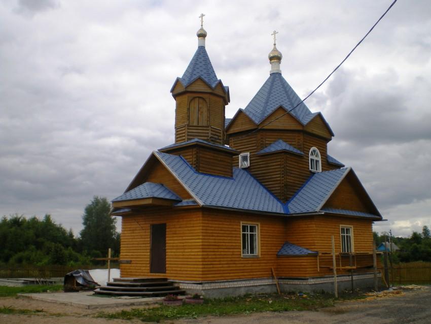 Храм-часовня Покрова Пресвятой Богородицы, Мшинская