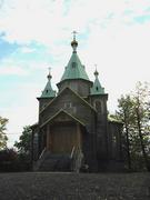 Церковь Спаса Преображения - Толмачёво - Лужский район - Ленинградская область