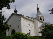 Череменец. Иоанно-Богословский Череменецкий мужской монастырь. Церковь Спаса Преображения