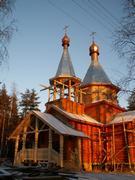 Церковь Успения Пресвятой Богородицы - Мичуринское - Приозерский район - Ленинградская область