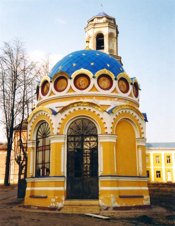 Николо-Угрешский монастырь. Часовня Явления образа Николая Чудотворца, Дзержинский