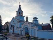 Церковь Спаса Преображения - Опочка - Опочецкий район - Псковская область