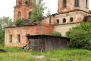 Церковь Зачатия Анны - Зобнино - Кашинский городской округ - Тверская область