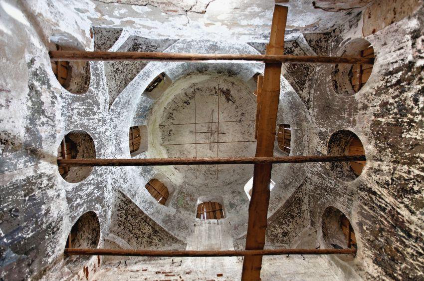 Церковь Зачатия Анны, Зобнино