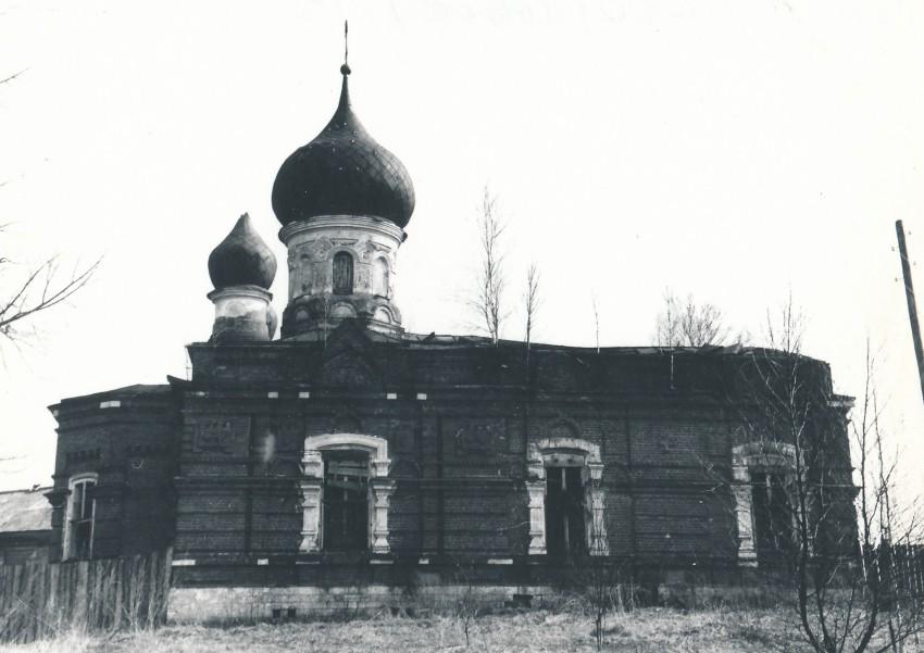 Церковь Сергия Радонежского, Филиппово