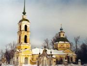Церковь Спаса Преображения - Спас-Угол - Талдомский район - Московская область