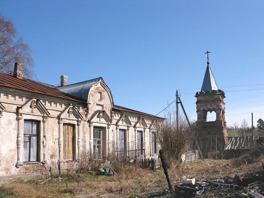 Пантелеимонов Дальний монастырь-Псков-г. Псков-Псковская область