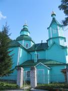 Церковь Сошествия Святого Духа - Плиссы - Невельский район - Псковская область