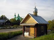 Часовня Покрова Пресвятой Богородицы - Плиссы - Невельский район - Псковская область