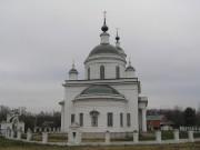 Церковь Вознесения Господня - Борщево - Клинский городской округ - Московская область