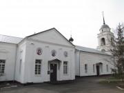 Церковь Николая Чудотворца - Новосиль - Новосильский район - Орловская область