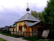 Церковь Георгия Победоносца - Нижние Горки - Малоярославецкий район - Калужская область