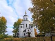 Минск. Минской иконы Божией Матери, церковь