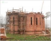 Церковь Александра Невского (строящаяся) - Барсово - Киржачский район - Владимирская область