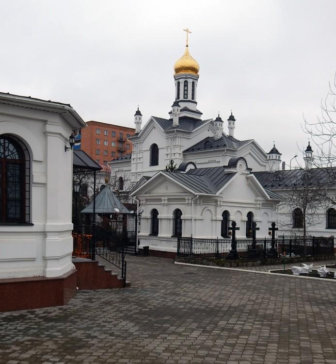 Гомельский Никольский мужской монастырь, Гомель
