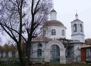 Церковь Тихвинской иконы Божией Матери в Среднем - Ступино - Ступинский район - Московская область