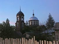 Церковь Успения Пресвятой Богородицы -  - Клепиковский район - Рязанская область