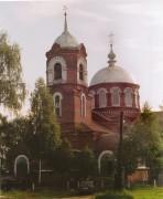 Церковь Успения Пресвятой Богородицы - Стружаны - Клепиковский район - Рязанская область