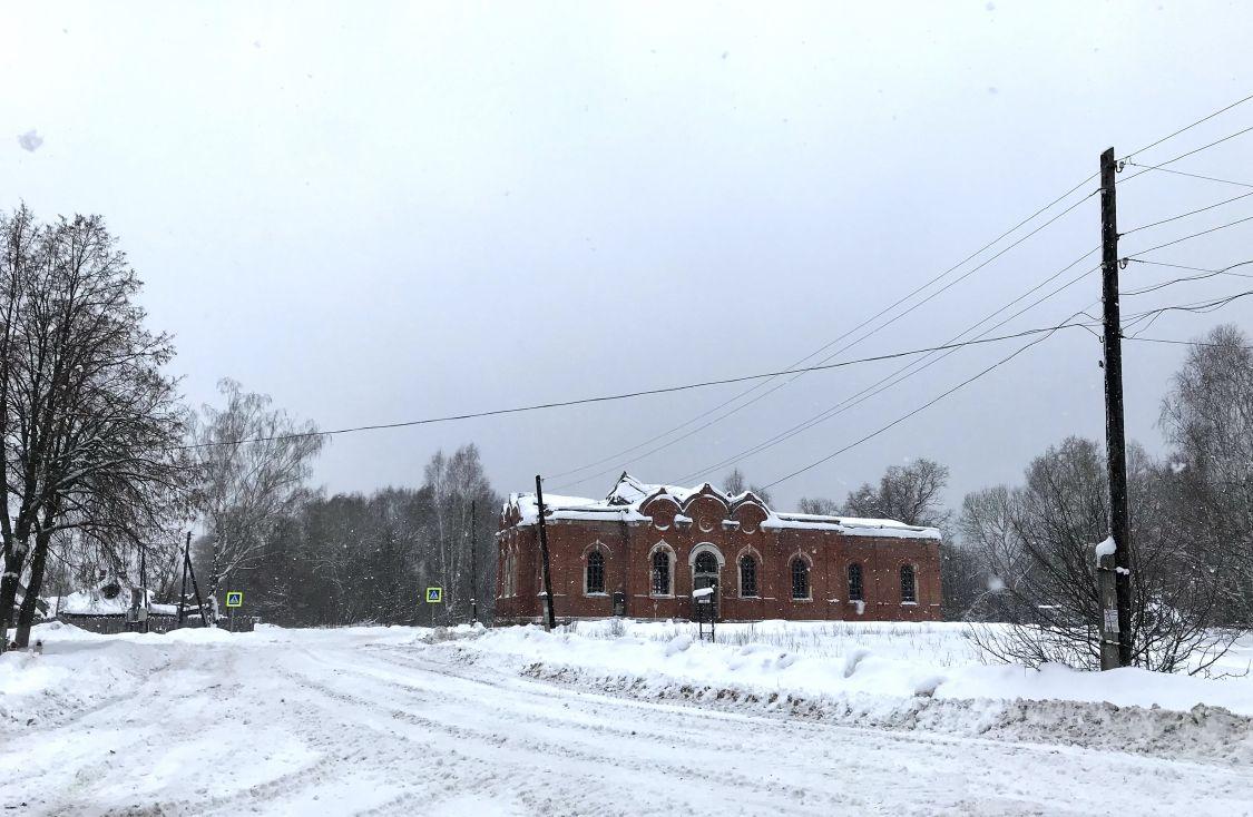 Церковь Тихвинской иконы Божией Матери (?), Колычево