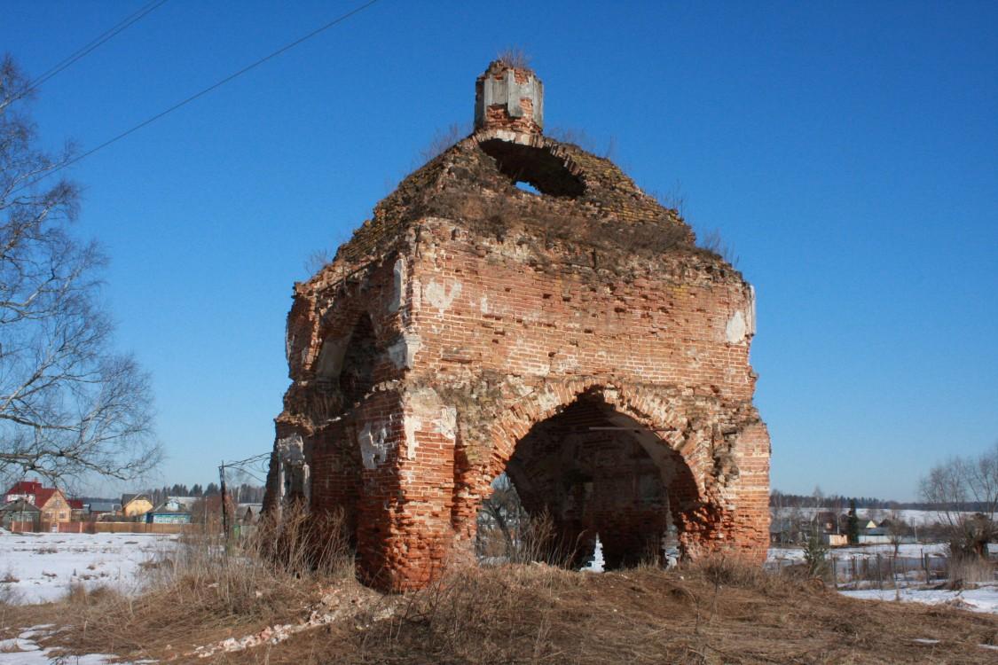 Церковь Рождества Христова, Филатово