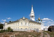 Никольский женский монастырь - Приволжск - Приволжский район - Ивановская область