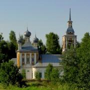 Церковь Николая Чудотворца - Кадый - Кадыйский район - Костромская область