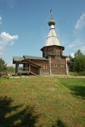 Церковь Нила Сорского-Ферапонтово-Кирилловский район-Вологодская область-JohnIngham