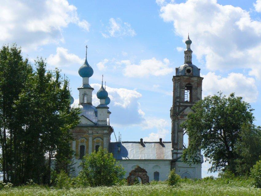Церковь Смоленской иконы Божией Матери, Фёдоровское