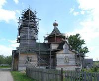 Церковь Иоанна Богослова - Песчивка - Опочецкий район - Псковская область