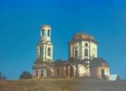 Новинка (Стерженский погост). Петра и Павла, церковь